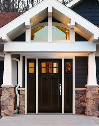Feather River Exterior Doors 21 Stunning Craftsman Entry Design Ideas