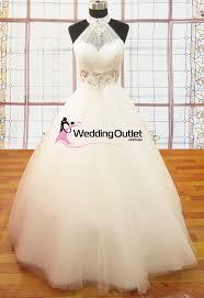 princess wedding dresses uk halter neck princess dresses weddingfactoryoutlet co uk
