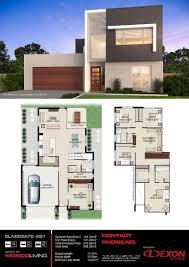 2 Storey Floor Plan 2 Storey Designs Lexon Homes