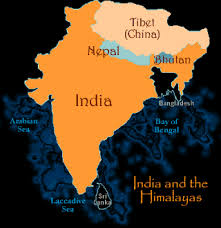 map of nepal and india nepal maoists condemn indian operation against rebels revolution