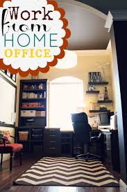 work from home office from home office space