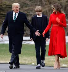 melania u0027s parents join trumps for weekend in mar a lago daily