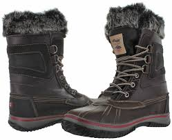 pajar s winter boots canada pajar tyrol s faux fur lined waterproof duck boots