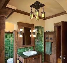 Craftsman Style Bathroom Lighting Craftsman Style Lighting Fixtures S Craftsman Style Bathroom