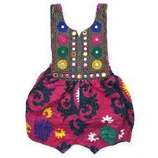 kantha kid dress at rs 700 piece kids dresses id 13336111388