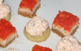 canap au saumon fum et mascarpone recette mousse de saumon fumé 750g