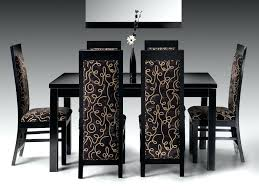 leather back dining chairs leather roll back dining chairs brown