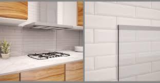 Aluminum Kitchen Backsplash by Glass Backsplash Panels Aluminum Glass Cabinet Doors