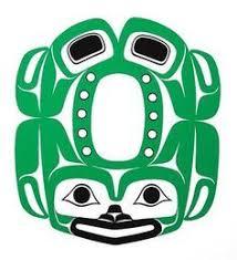 frog robert davidson haida 1974 northwest designs