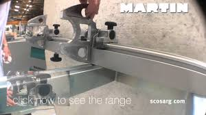 martin cnc panel saws scott sargeant woodworking machinery youtube