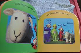teletubbies book lamb similar