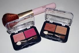 Eyeshadow Viva Warna intansaki makeup review viva eye shadow duo no 04 dan no 05