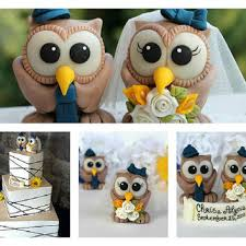 owl cake toppers best owl wedding cake toppers products on wanelo