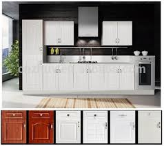 Kitchen Cabinet Doors Cheap High Gloss Pvc Kitchen Cabinet Door Cheap Buy Pvc Kitchen