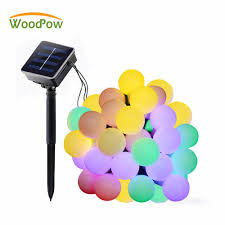 Christmas Lights Solar Powered by Online Get Cheap Solar Power Christmas Lights Aliexpress Com