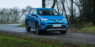 toyota rav4 and hybrid sizes and dimensions guide carwow