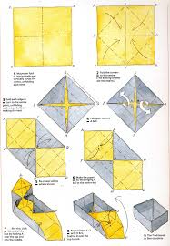 origami how to make a origami rectangle box instructions folding