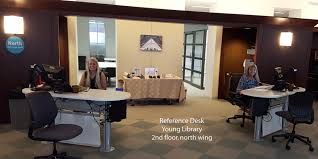 Library Reference Desk Starting Points First Generation Living Learning Community