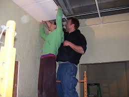 modern drop ceiling ideas for kitchen