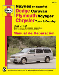 dodge caravan plymouth voyager chrysler town u0026 country