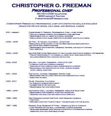 Cook Resume Sample Pdf by Sample Resume For Sous Chef Resume For Your Job Application