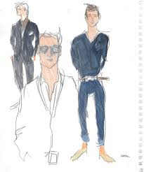 whut glamour u2013 richard haines fashion illustrations u2013 hommemaker