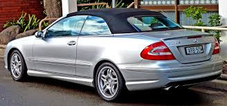 mercedes benz clk cabrio a209 2005 on motoimg com