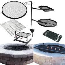 Grill Firepit Pits And Grills Pit Grill Ideas