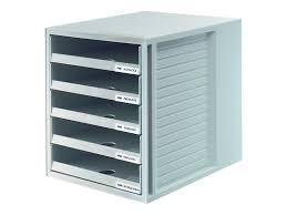 bloc tiroirs bureau han bloc de classement à tiroirs 5 tiroirs différents