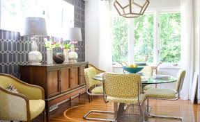 Yellow Dining Room Ideas 20 Mid Century Modern Design Dining Room Ideas