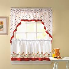 Yellow Kitchen Curtains Valances And Yellow Kitchen Curtains Awesome Impressive Kitchen