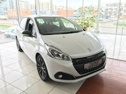 peugeot turbo 2016 peugeot 208 active plus 1 2 turbo puretech 110hp eat6 auto vici