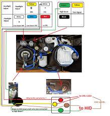 headlight upgrade 2008 to 2013 with hid drl ih8mud forum