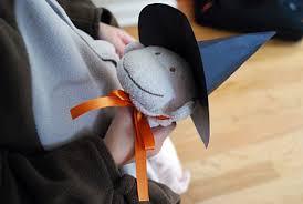 teeny witch u0027s hat halloween costume for stuffed animal friends