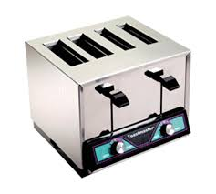 Catering Toasters Heavy Duty Commercial Pop Up Toasters Culinary Depot