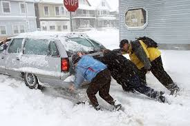 is it time to put your snow tires on in upstate new york