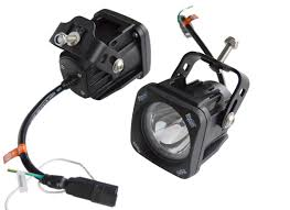 vision x optimus 10w led halo auxiliary driving lights