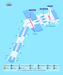Miami International Airport Terminal Map by Airport Guide International At The Airport In Flight