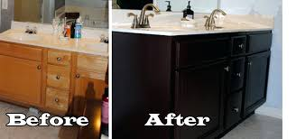 how to refinish bathroom cabinets painted bathroom cabinets painting bathroom cabinets would you paint