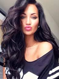 is big hair coming back in style natalie halcro inspired big wave long hair fashion style full lace