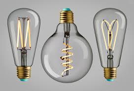 Filament Bulb Desk Lamp Lighting U2013 Lumberjac