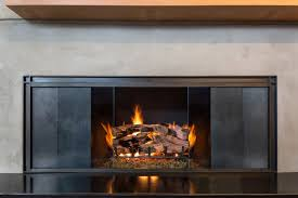 Custom Fireplace Surrounds by Custom Fireplace Surrounds Contemporary Living Room Seattle