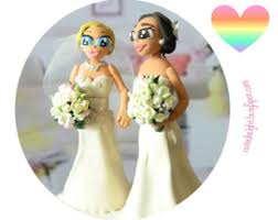 same wedding toppers delight handmade cake toppers by cutedelight