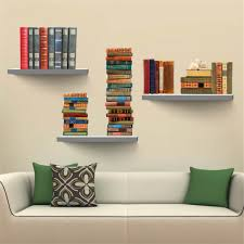 stickers writing picture more detailed picture about book book bookshelf removable wall sticker tv backdrop decals wall stickers for kids room home decor