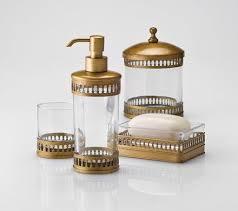 Burgundy Bathroom Accessories by 21 Best Gorgeous Gold Bath Accessories Images On Pinterest Bath