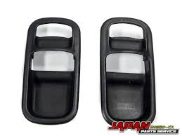 nissan silvia interior 89 98 nissan 180sx 240sx silvia oem interior door handle trim