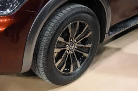 nissan armada 2017 wheels 2017 nissan armada unveiled with 8 500 pound towing capacity