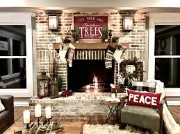 my renovated rustic farmhouse holiday home tour and christmas card