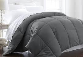 amazon com luxury linens premium super plush over filled down