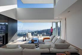 sunset plaza drive contemporary residence by gwdesign caandesign